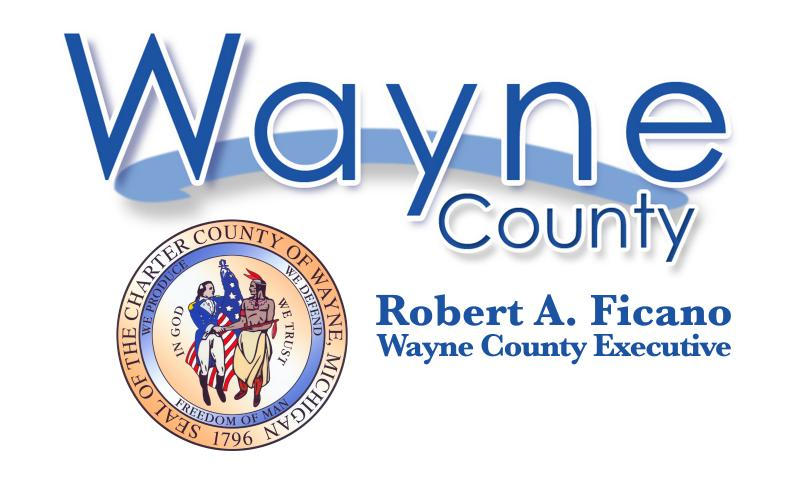 Robert Ficano, Wayne County Executive